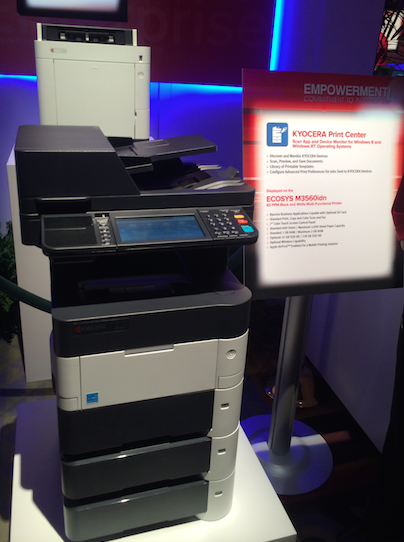 Kyocera 2014 Dealer Show Review   Industry Analysts, Inc