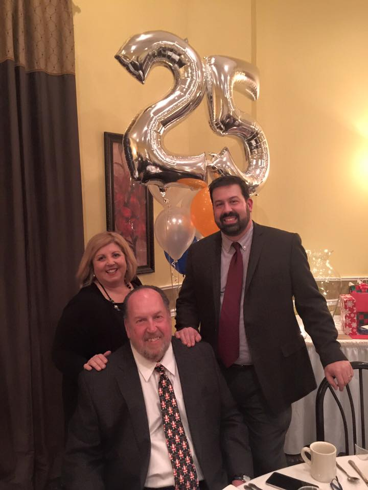 Some of my personal faves - Andrea, Al and David Scibetta, CopierFax Business Technologies, Buffalo, NY