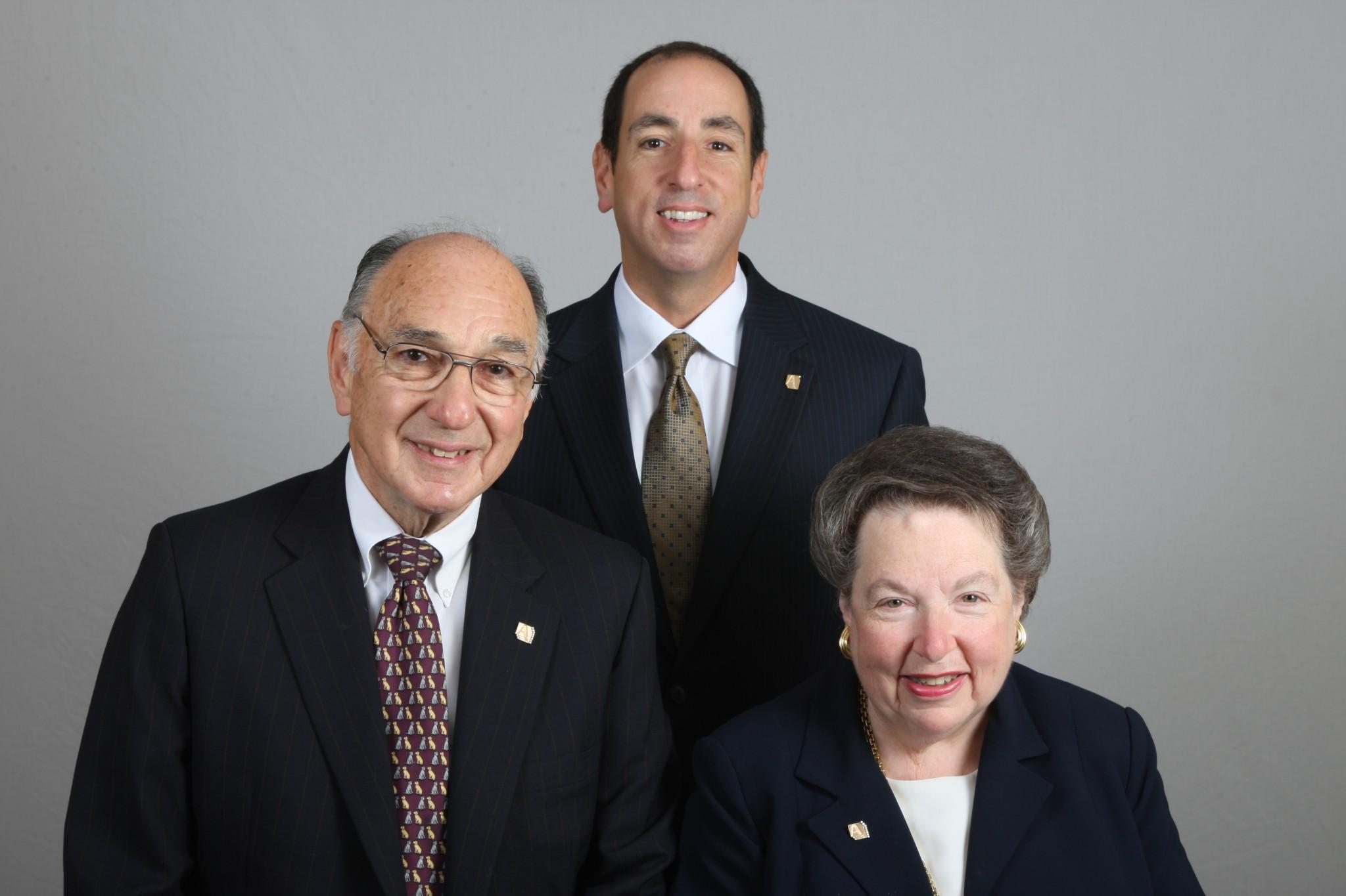 Jeffrey, Lois and Alan Elkin, Advance, Baltimore