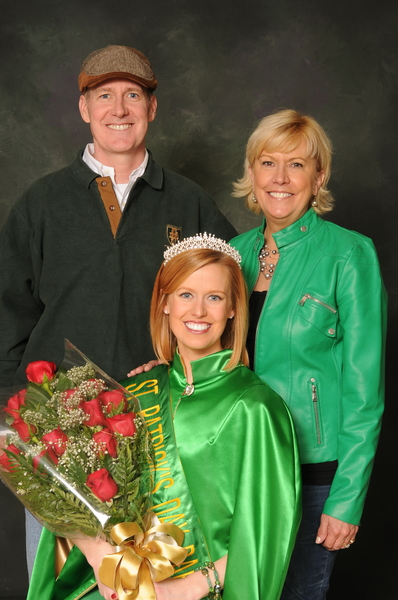 Lauren Corry 2015 Chicago St Patrick's Day Queen