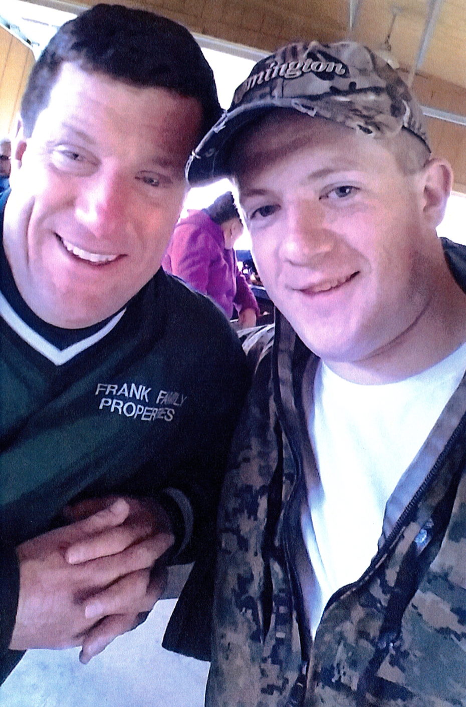 Greg and Matt Frank, COPECO, North Canton, OH