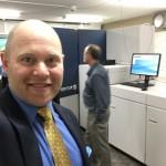 Andy Slawetsky, Xerox Pre Drupa Briefing