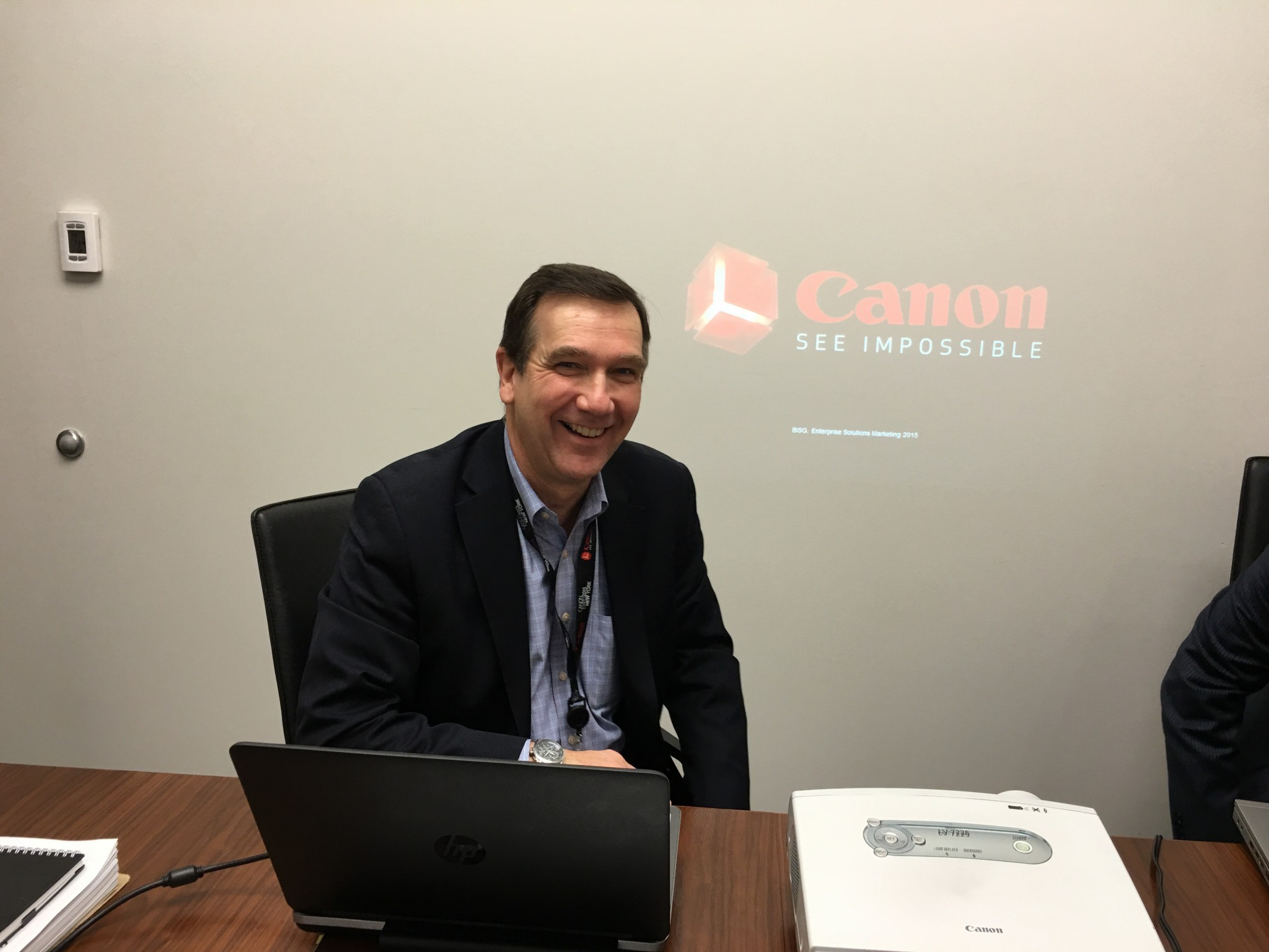 What's Happenin' at Canon U S A  | Industry Analysts, Inc