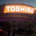 Toshiba dealer show