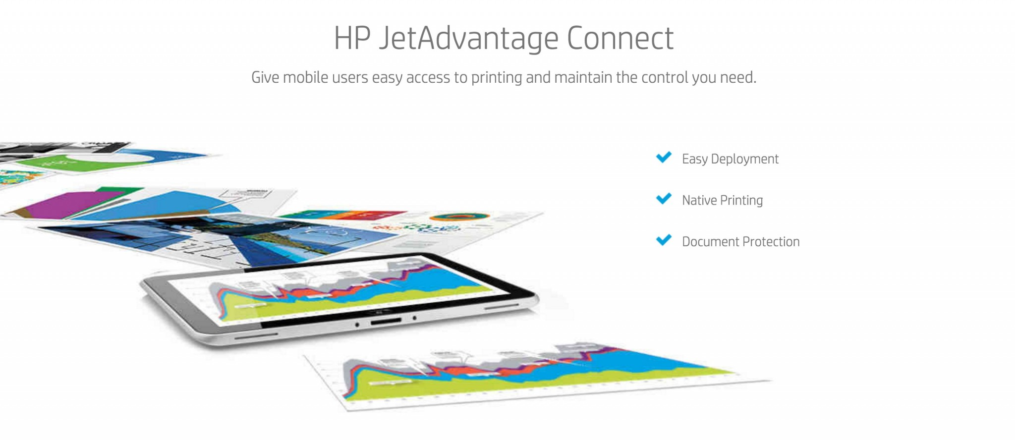 HP Inc  Launches Solutions to Make Business Printing More
