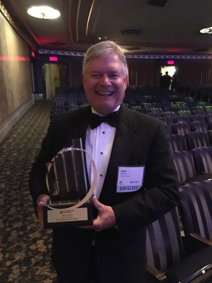 John Lowery EY Winner