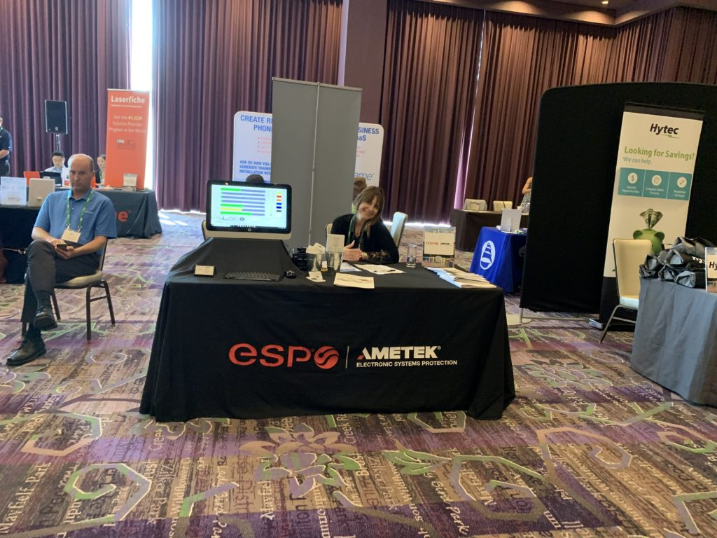 ESP Showcases At BTA Gateway to Success Conference | Industry