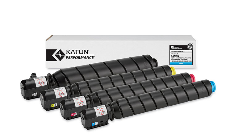 Image result for Katun North America Introduces Color Toners for Multiple Applications.